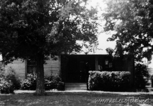 The Daniel Family Home in Waco