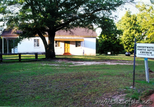 Sweetwater Primitive Baptist Church