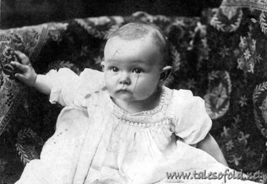 Mary Elizabeth Williams, Aged 8 Months