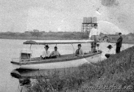 Launch in the Marlin,Texas Area in 1908