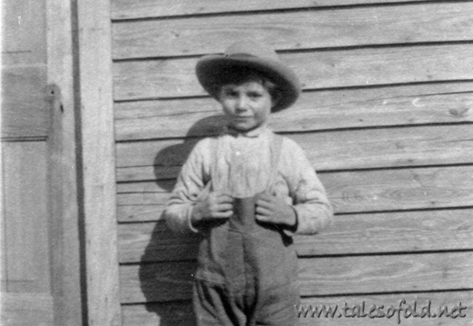 Unknown Student in Dickens County, Texas