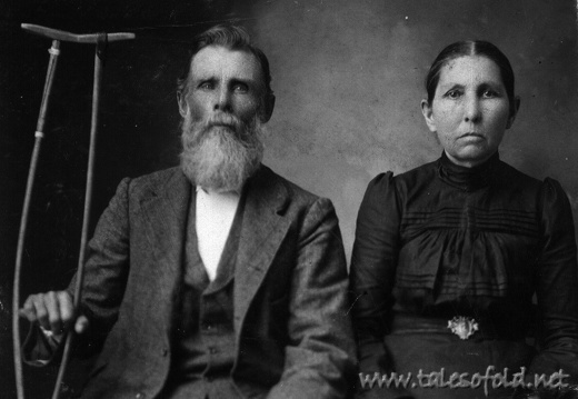 Unknown Mexia Couple