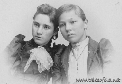 Two Unidentified Girls (#3)